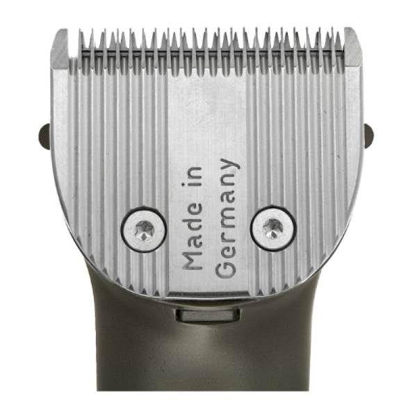 Машинка Moser Genio Brown 1565 0079 + окантовочний ніж
