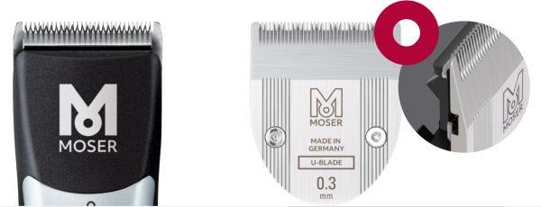 Тример Moser ChroMini Pro2 чорний 1591 0064