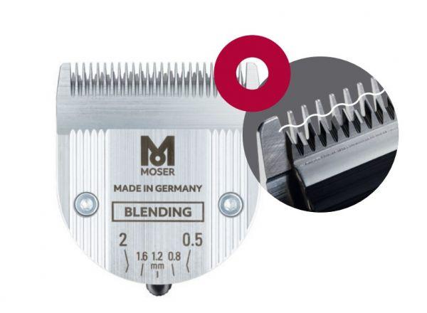 Машинка Moser Chrom2Style Blending Edition 1877-0052