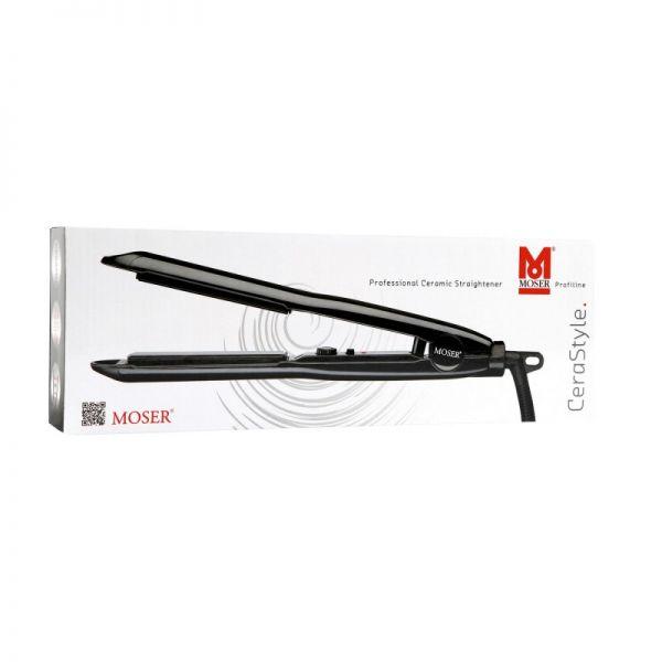 Випрямляч Moser CeraStyle Pro Сeramic Black 4417 0050